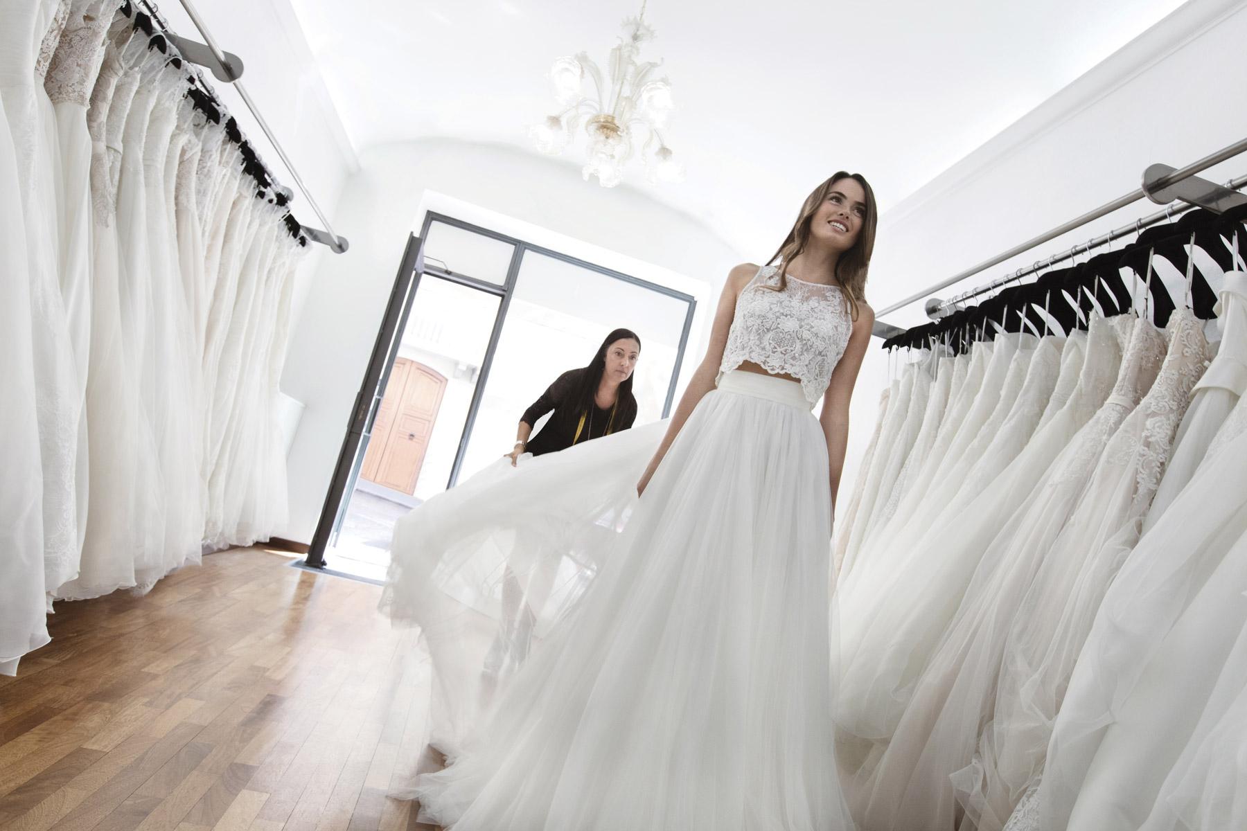 Abiti Da Sposa Parma.Stefania Spose Parma Abiti Da Sposa Parma