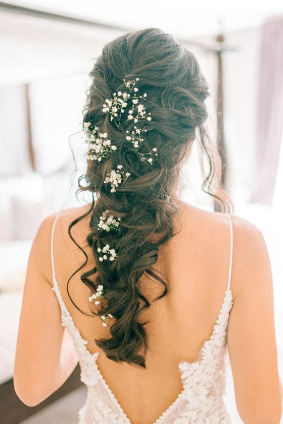7 Acconciature Sposa Da Sogno