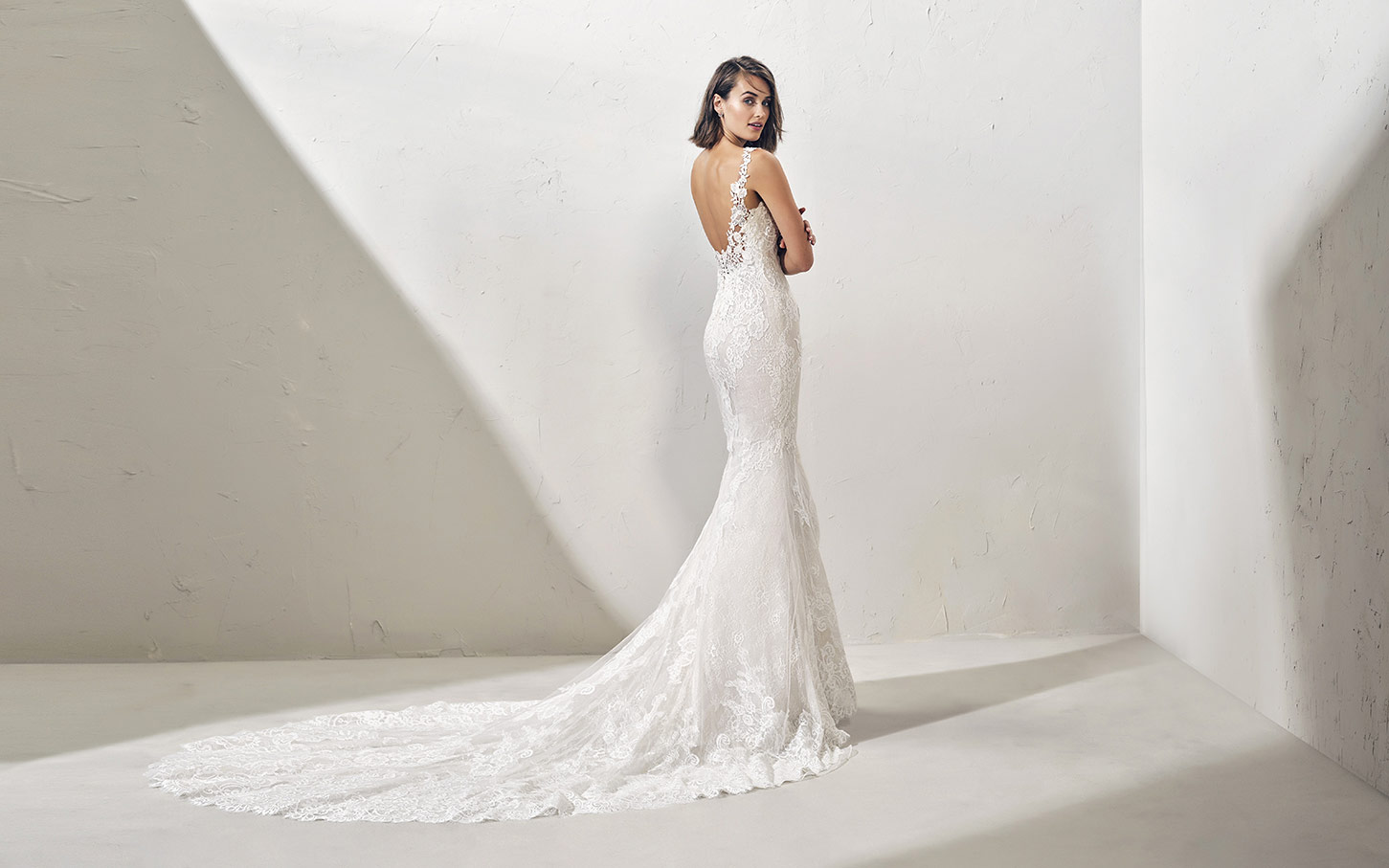 pretty nice 2eaee a7179 10 abiti da sposa perfetti per il rito civile