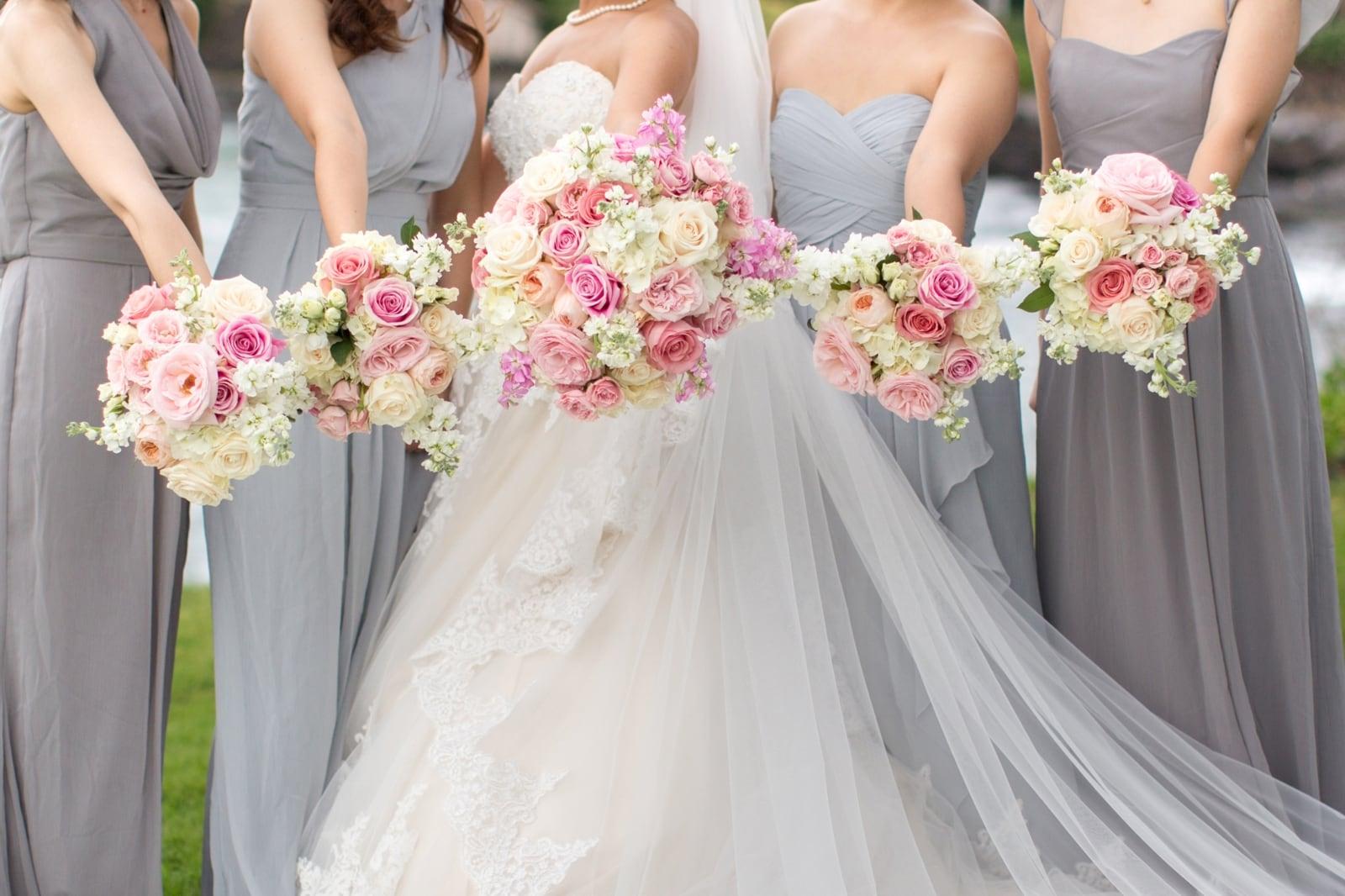 Bouquet Sposa Unica Rosa.Ad Ogni Sposa Il Suo Bouquet Idee E Consigli Per L Abbinamento Ideale